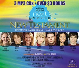 Word of Promise Next Generation - New Testament : Dramatized Audio Bible, Thomas Nelson