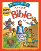 Read and Share Toddler Bible, Gwen Ellis