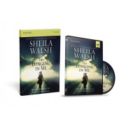 9780310684916, The Longing in Me Study Guide with DVD : A Study in the Life of David, Sheila Walsh