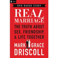 Real Marriage DVD-Based Study Kit