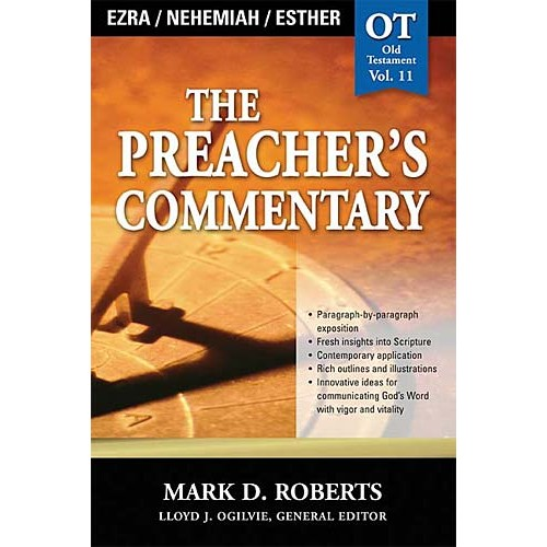 Ezra / Nehemiah / Esther, DR. Mark D. Roberts