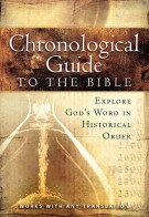 The Chronological Guide to the Bible, Thomas Nelson