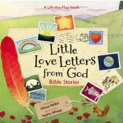 9780310750475, Little Love Letters from God : Bible Stories, Glenys Nellist