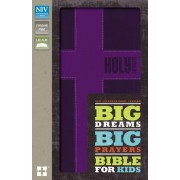 9780310751731, Big Dreams, Big Prayers Bible for Kids, NIV